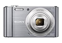 Sony Cyber-Shot DSCW810 20.1MP Digital Camera (Certified Refurbished) by Sony