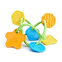 Green Toys Twist Teether Toy