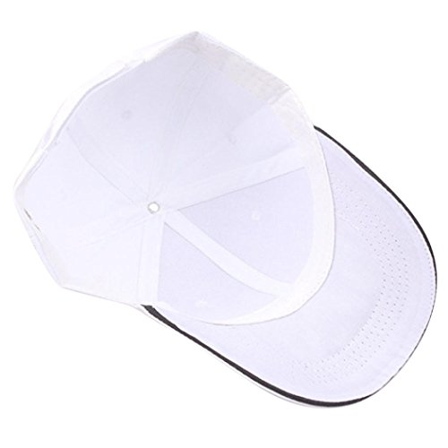 para Absolute Gorra ajustable hombre beisbol Blanco Gorras ☀️ Snapback Hip béisbol de Gorra ajustable Hop OrqO0Cwx