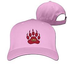 California Bear Paw Adjustabal Hats For Man Woman