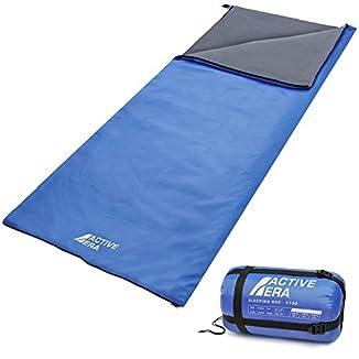 Saco de dormir rectangular 1