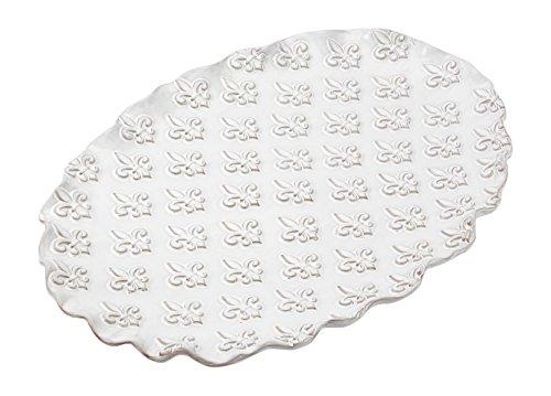 White Fleur De Lis - 5