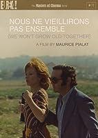 Nous Ne Vieillirons Pas Ensemble - Subtitled