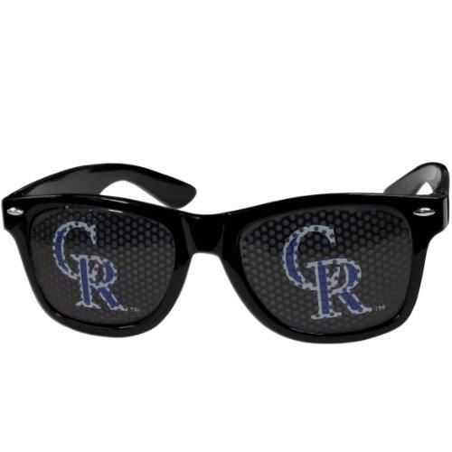 MLB Colorado Rockies Game Day Shades - Sunglasses Rockies Colorado