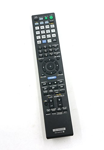 New original Remote control Part for SONY Rm-aap102 Str-dn1040 -  MD