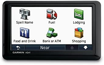 Garmin nuvi 1490 1490T 5-Inch Widescreen Bluetooth Portable GPS Navigator with Lifetime Traffic Discontinued by Manufacturer