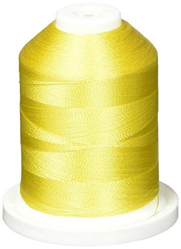 - Robison-Anton Rayon Super Strength Thread, 1100-Yard, Daffodil