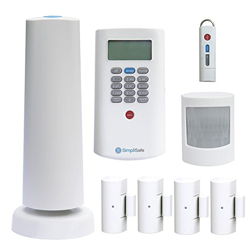 Simplisafe2 8-piece Plus Package