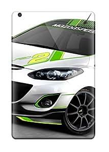 Ipad Mini/mini 2 Mazda Demio 19 Print High Quality Tpu Gel Frame Case Cover