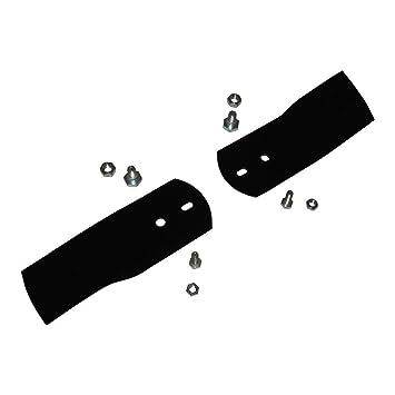 Amazon.com: Stiga 1134-9082-01 Villa - Juego de cuchillas ...