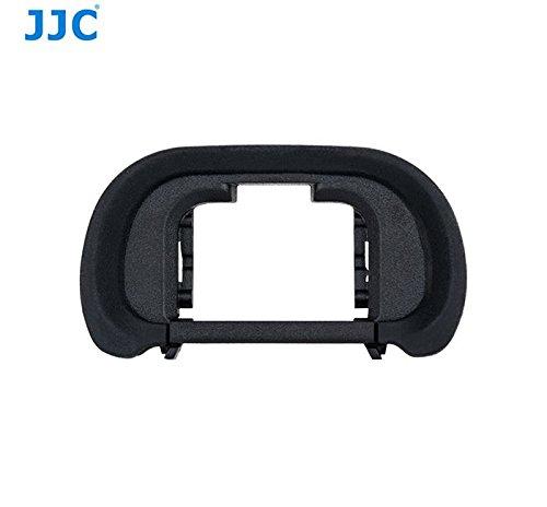 (JJC Eyecup Eyepiece Cup Eyeshade Viewfinder for Sony Alpha a9 a7 a7II a7III a7R a7RII a7RIII a7S a7SII a58 a99II/ILCE-9 ILCE-7 7M2 7M3 7S 7SM2 7R 7RM2 7RM3, Replaces Sony FDA-EP18)