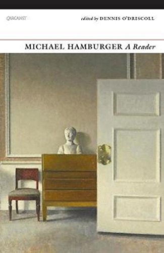 Michael Hamburger: A Reader