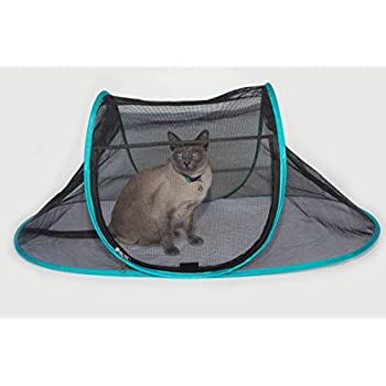 Nala and Company - The Cat House Outdoor Pet Enclosure for Indoor Cats - Portable  sc 1 st  Amazon.com & Amazon.com : Nala and Company - The Cat House Outdoor Pet ...