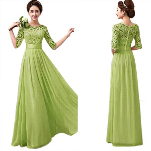Little Miss Flapper Girl - HYIRI Women's Lace Chiffon Dress Evening Dress GN S/M/L/XL/XXL