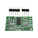 Weighing Sensor AD Conversion Force Module Students Experiment Board,for Analog/Digital (A/D) Converter Chip
