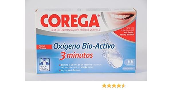 Corega Tabletas Limpiadoras - 232 gr: Amazon.es: Salud y cuidado personal