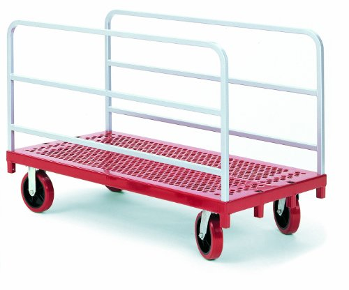 Raymond 3908 Steel Heavy Duty Panel and Sheet Mover with 2 Uprights and 8