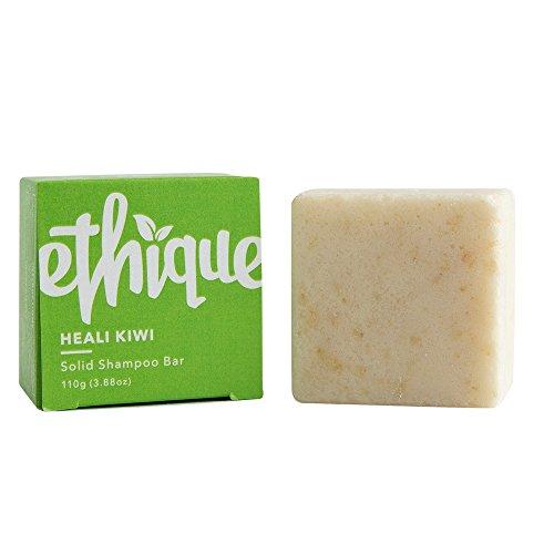 Ethique Eco-Friendly Solid Shampoo Bar, Heali Kiwi 3.88 oz