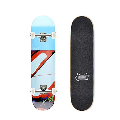 LIUFS-Skateboards Complete 31 .5