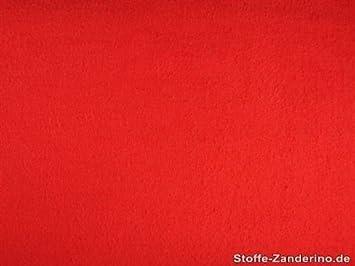 Meterware,helllblau ab 1m: Filz Bastelfilz 1,5mm ca Breite 90cm breit Stoffe-Zanderino.de