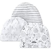 Lamaze Baby Organic Essentials 3 Piece Hat Set