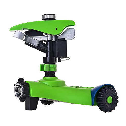 Image of Impact Sprinkler: GREEN MOUNT Lawn Sprinkler