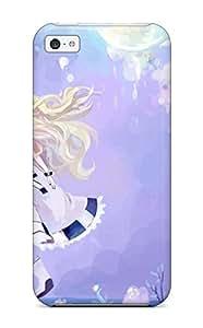 Premium Tpu Vocaloid Animal Ears Arisita Blondeboots Dressmoon Seeu Tree Vocaloid Cover Skin For Ipad Air