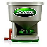 2. Scotts Whirl Hand-Powered Spreader