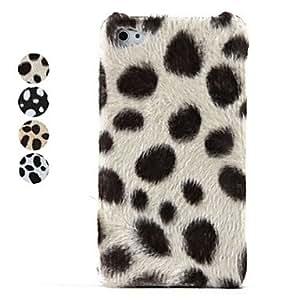 CL - Carcasa Estilo Vaca para el iPhone 4/4S , Amarillo