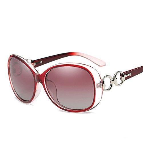 De Sol Nuevas De De Polarizadas Gafas Los Al Aire De Deportes Mujeres Las Gafas De Red Gafas De Sol Sol Gafas Las Libre De Moda qxU5w4A4