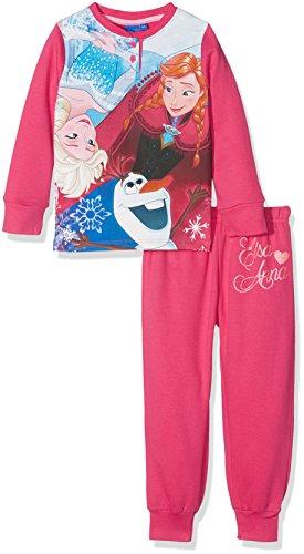 Disney Frozen/HQ7321, Pelele para Dormir para Niñas, Rosa (Fushia 006), 128 cm (Tamaño Fabricante :8): Amazon.es: Ropa y accesorios
