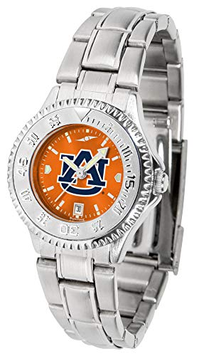 (Auburn Tigers - Ladies' Competitor Steel AnoChrome)