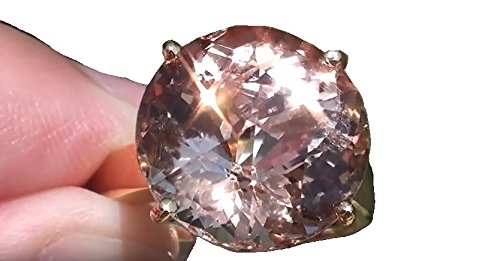 Natural Imperial Topaz 17.97ct Great Treatment for Depression by Imperial Topaz