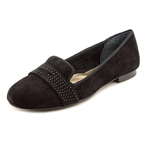 Leather Loafers Makayla Toe Womens Leather Black Alfani Alfani Closed Closed Makayla Womens Toe BPA8q8