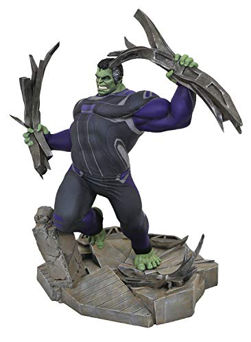 DIAMOND SELECT TOYS Marvel Gallery: Avengers Endgame Tracksuit Hulk PVC Figure