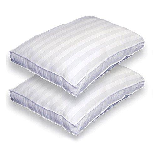 Beautyrest 500 Thread Count Mosaic Medium Firmness Bed Pillows,King (Set of 2) (King Mosaic Bed)