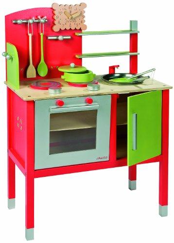 Maxi Cooker Mademoiselle Play Kitchen Set