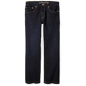 Kid Nation Boys Stretch Denim Straight Fit Jean