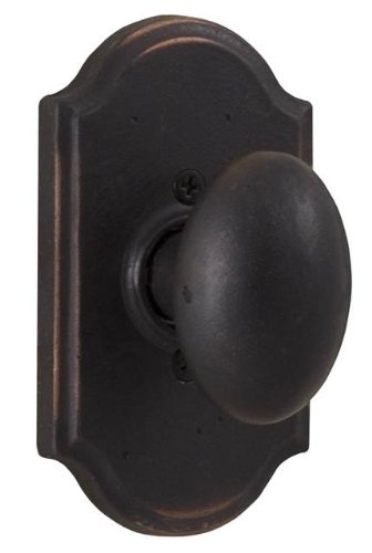 - Weslock 07105M1--0020 Durham Knob, Oil-Rubbed Bronze