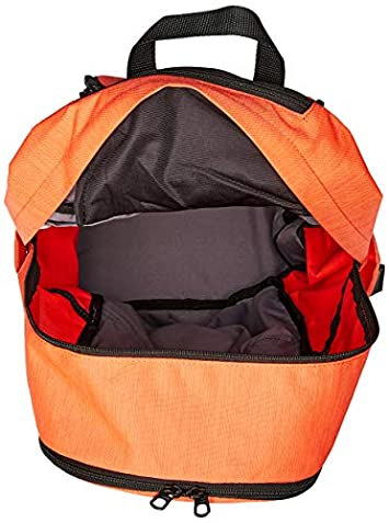NIKE Brasilia Backpack, Rush Coral Black White, X-Large