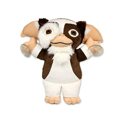 "NECA NECA Gremlins ""Gizmo"" Window Cling Plush 1: Toys & Games"