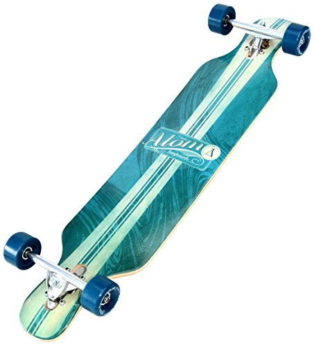 Atom Drop Through Longboard 39 Inch