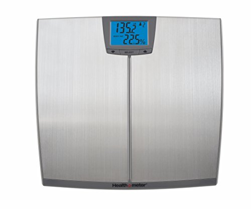 Health-o-meter BFM144DQ3-99 Stainless Steel Body Fat Scale, 4.15 Pound by Health o Meter