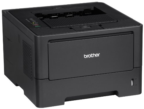 Brother HL5450DN High-Speed Laser Printer With Networking and Duplex, Amazon Dash Replenishment Enabled
