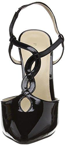 Pleaser Amuse 16 - Zapatos Mujer Negro - Black (Blk Pat)