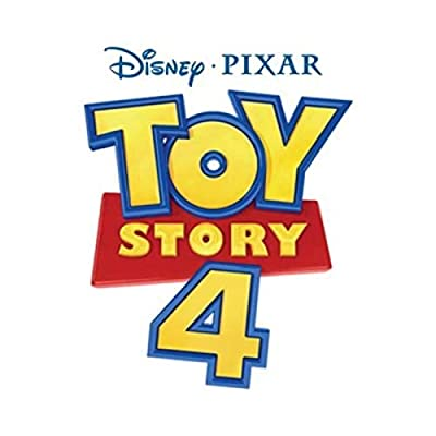 Disney Pixar Toy Story 4 Dominos in A Tin: Toys & Games