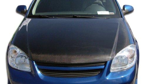 Carbon Creations Replacement for 2005-2010 Chevrolet Cobalt Pontiac G5 OEM Look Hood - 1 Piece (Carbon G5 Pontiac)