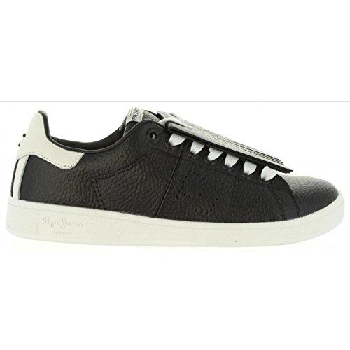 Zapatillas deporte de Mujer PEPE JEANS PLS30581 BROMPTON 999 BLACK