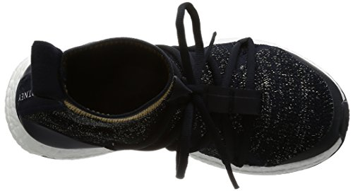 adidas Ultraboost X Mid, Zapatillas de Deporte Para Mujer Azul (Azuley/Negro-/Ftwbla)