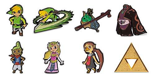 PowerA Zelda Wind Waker Lapel Pins - Blind